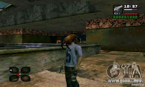 Headcrab para GTA San Andreas