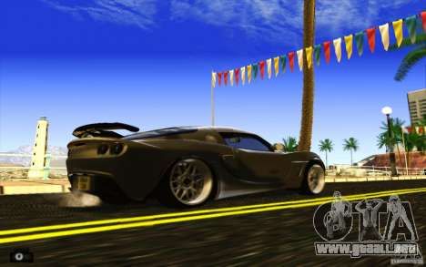 ENBSeries HD para GTA San Andreas