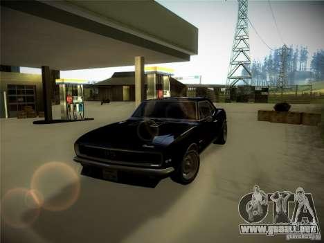 IG ENBSeries para GTA San Andreas sexta pantalla