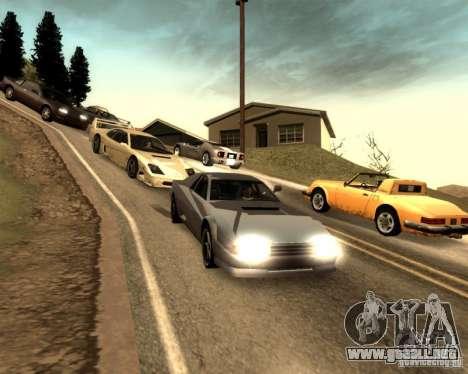 ENBSeries by Sashka911 v3 para GTA San Andreas