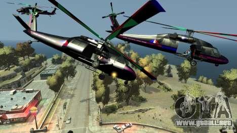 Wafflecat17s Annihilator para GTA 4 visión correcta