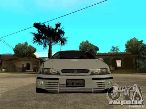 Fiat Marea Weekend para la visión correcta GTA San Andreas