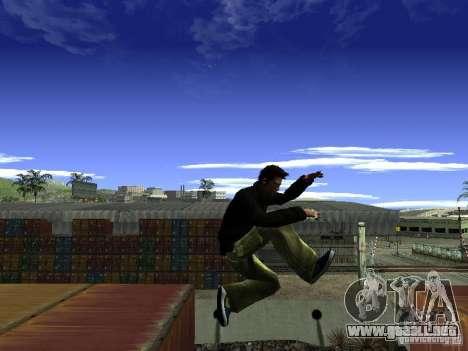 Claude HD Remake (Beta) para GTA San Andreas séptima pantalla