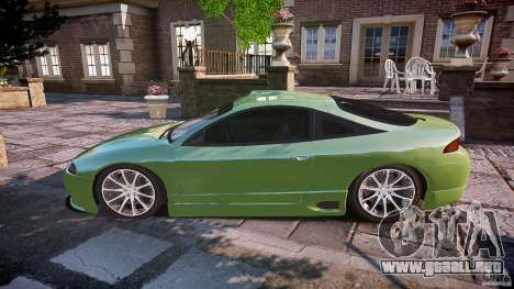 Mitsubishi Eclipse para GTA 4 left