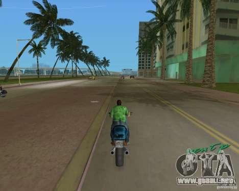 Agua nueva, periódicos, hojas, luna para GTA Vice City