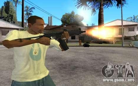SR3M para GTA San Andreas tercera pantalla