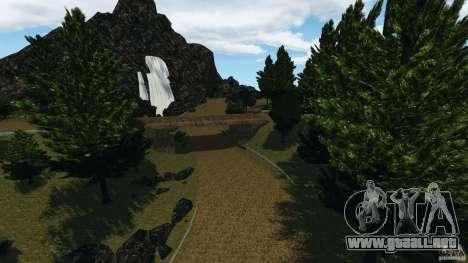 DiRTY - LandRush para GTA 4 quinta pantalla