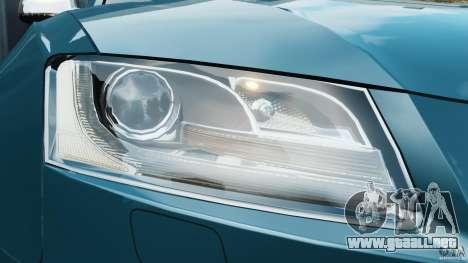 Audi RS5 2011 [EPM] para GTA 4 vista desde abajo