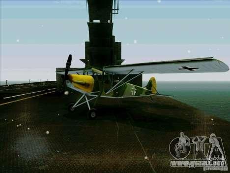 Fi-156 para GTA San Andreas