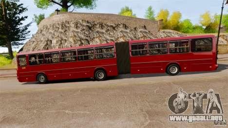 Ikarus 280 para GTA 4 left
