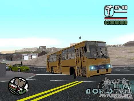 IKARUS 260.37 para la visión correcta GTA San Andreas