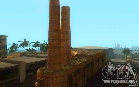 Nuevas texturas en Los Santos para GTA San Andreas tercera pantalla
