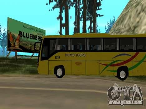 Yanson Viking - CERES TOURS 6279 para GTA San Andreas left
