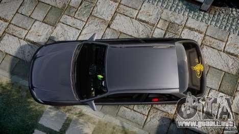 Honda Civic EK9 Tuning para GTA 4 vista superior