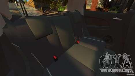 Mazda 2 2011 para GTA 4 vista lateral