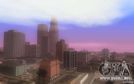 Configurar el ENBSeries para PC débil para GTA San Andreas
