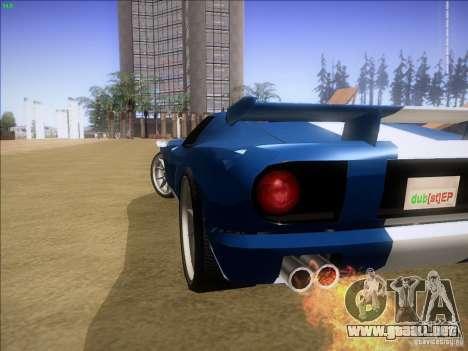 Eloras Realistic Graphics Edit para GTA San Andreas tercera pantalla