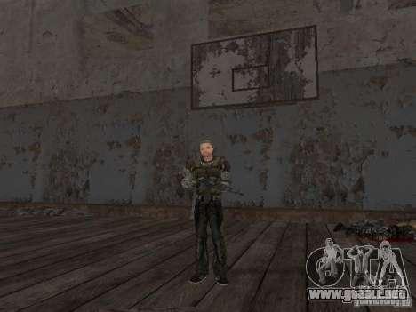 DEGTYAREV de Stalker para GTA San Andreas octavo de pantalla