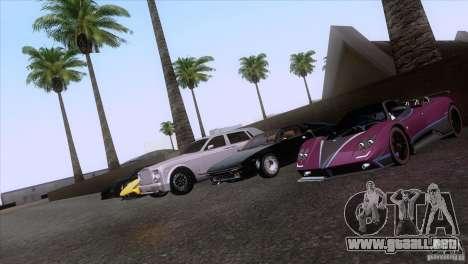 Rolls Royce Phantom Hamann para las ruedas de GTA San Andreas