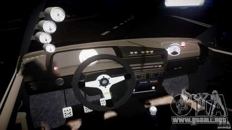 Lada VAZ 2109 para GTA 4 visión correcta
