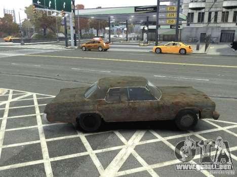 Dodge Monaco 1974 Rusty para GTA 4 left