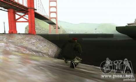 iPrend ENBSeries v1.3 Final para GTA San Andreas quinta pantalla