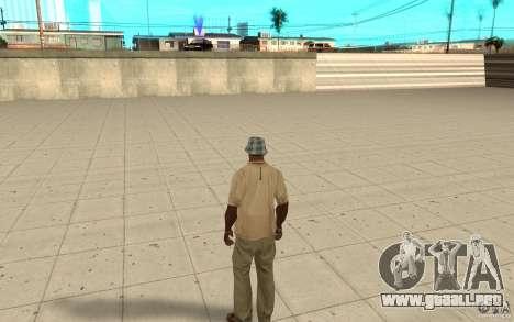 007 car para GTA San Andreas segunda pantalla