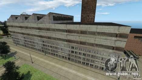 Rusia criminal RAGE para GTA 4 décima de pantalla
