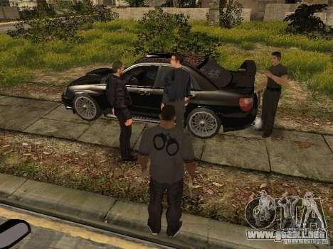 MAFIA Gang para GTA San Andreas