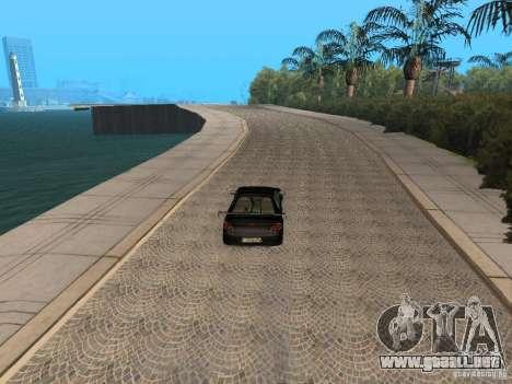Mansión de la isla para GTA San Andreas séptima pantalla