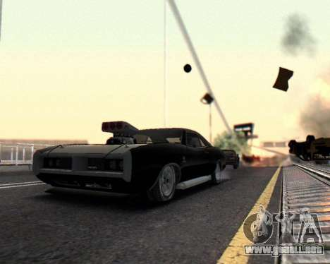 Real World ENBSeries v5.0 Final para GTA San Andreas quinta pantalla