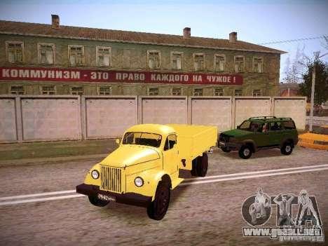 GAS-51A para GTA San Andreas