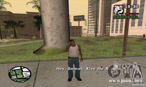 Gun Seller para GTA San Andreas