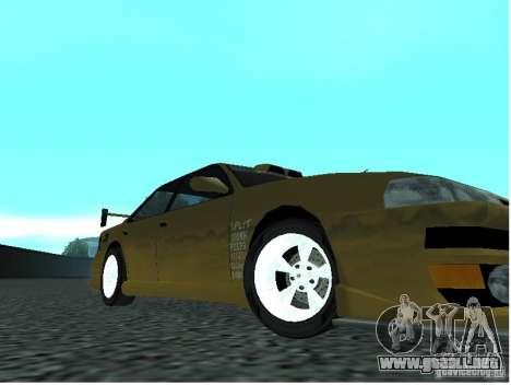 Deluxo Wheels Mod para GTA San Andreas novena de pantalla