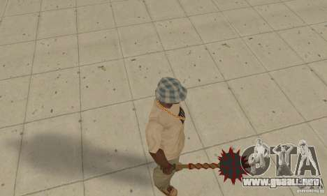 Mace para GTA San Andreas tercera pantalla