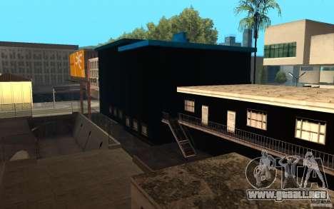 Cine Kinomaks. para GTA San Andreas tercera pantalla