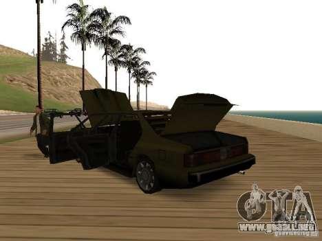 Sentinel XS para la visión correcta GTA San Andreas