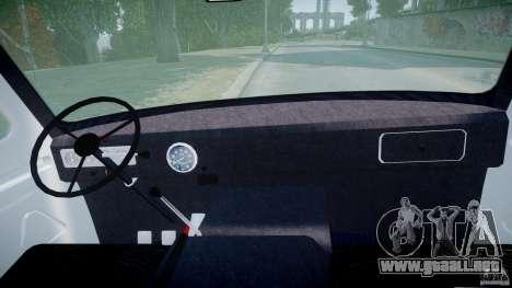 UAZ-3741 para GTA 4 visión correcta