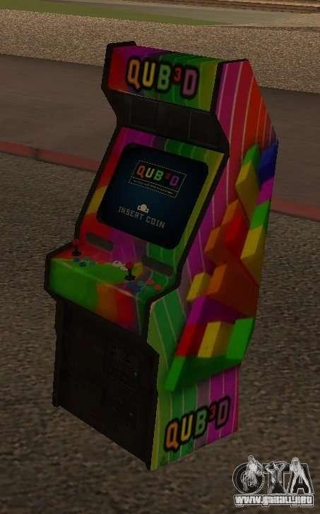 Máquinas de GTA 4 para GTA San Andreas tercera pantalla