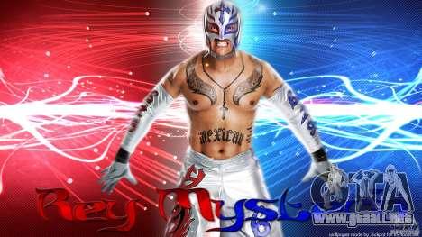 Pantallas de carga WWE 2012 para GTA San Andreas séptima pantalla