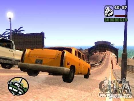 Timecyc BETA 2.0 para GTA San Andreas quinta pantalla