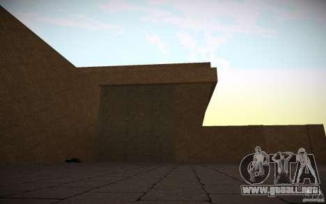 SF Army Re-Textured para GTA San Andreas quinta pantalla