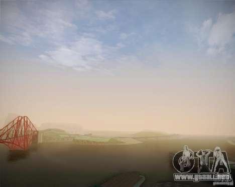 ENBSeries by ibilnaz v 2.0 para GTA San Andreas décimo de pantalla