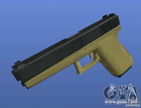 Weapon Textures para GTA 4 séptima pantalla