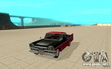 Dodge Lancer 1957 para GTA San Andreas