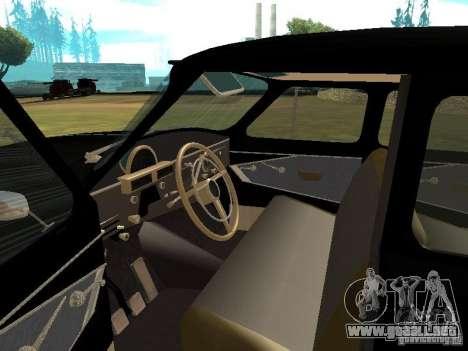 GAS-21r para la visión correcta GTA San Andreas