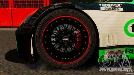 Alfa Romeo 8C Competizione Body Kit 2 para GTA 4 vista lateral
