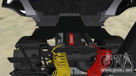 Renault Premium para la visión correcta GTA San Andreas