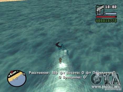Overdose effects V1.3 para GTA San Andreas twelth pantalla