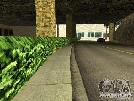 Nuevas texturas para casino piratas en Mens para GTA San Andreas tercera pantalla